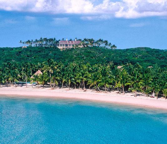 cost private island