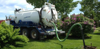 cost septic tank pumping