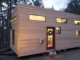 cost tiny house