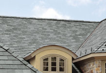Cost for a slate roof