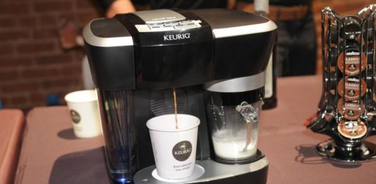 Cost of keurig coffee maker