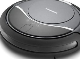 cost for a robotic vacuum